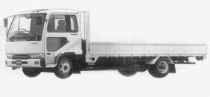 Nissan Diesel Condor FINE, SUPER LOW FLOOR 1993 г.
