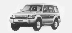 Mitsubishi Pajero MID ROOF Super  EXCEED-I 1993 г.