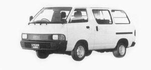 Toyota Liteace VAN SUPER SINGLE DIESEL 2000 5 Doors 1993 г.