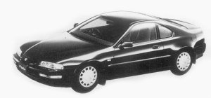 Honda Prelude Si 1993 г.
