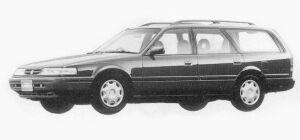 Mazda Capella CARGO WAGON 1800 DOHC 2WD SV-F 1993 г.