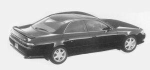 Toyota Mark II 2.5 V 1993 г.