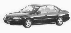 Subaru Legacy TOURING SPORT TS 1993 г.