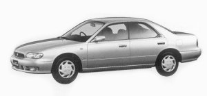 Nissan Bluebird 1800 ARX-L 1993 г.
