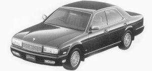 Nissan Gloria V30 TWINCAM TURBO VIP 1993 г.