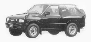 Isuzu Mu S 1993 г.