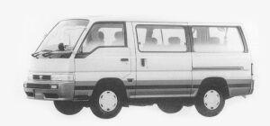 Nissan Homy 2WD DIESEL 2700 1993 г.