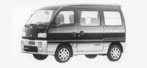 Suzuki Every TURBO PS 1993 г.