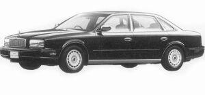 Nissan President  1993 г.