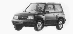 Suzuki Escudo HARD TOP 1993 г.