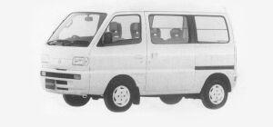 Suzuki Every JOY POP TURBO 1993 г.