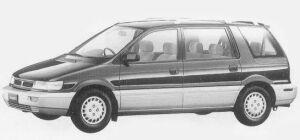 Mitsubishi Chariot MX 1993 г.