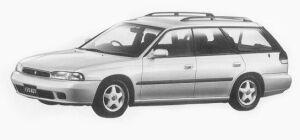 Subaru Legacy 4WD TOURING WAGON TS 1993 г.