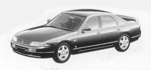 Nissan Skyline 4 DOORS SEDAN GTS25T M 1993 г.