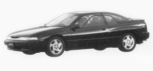 Subaru Alcyone SVX VERSION E 1993 г.