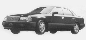 Toyota Crown Majesta C TYPE i-FOUR ACTIVE 4WS 1993 г.