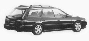 Subaru Legacy 4WD TOURING WAGON TS TYPE R 1993 г.
