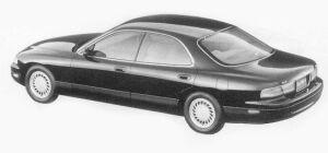 MAZDA EFINI MS-9 1993 г.
