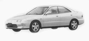 Honda Integra 4 DOORS HARD TOP Si VTEC 1993 г.