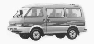 Mazda Bongo WAGON 4WD 2000 DISEL TURBO LIMITED 1993 г.