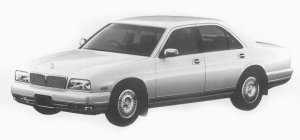 Nissan Cima LIMITED 1993 г.