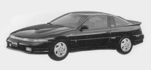 Mitsubishi Eclipse GS-LIMITED 1993 г.