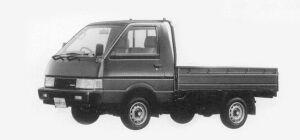 Nissan Vanette Truck STANDARD, SUPER LOW 1500GL-L 1993 г.