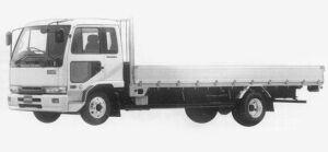 Nissan Diesel Condor FINE, ALUMINUM BODY 1993 г.