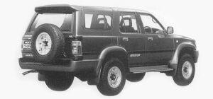 Toyota Hilux Surf V6 3000 SSR-G WIDE BODY 1993 г.