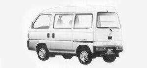 Honda Acty VAN SDX 4WD 1993 г.