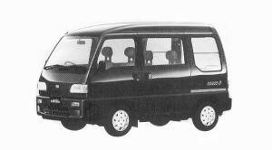 Subaru Sambar DIAS HIGH ROOF EXTRA S 5MT 1992 г.