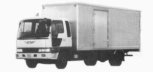 Hino Ranger CRUISING FD 3.75T 1992 г.