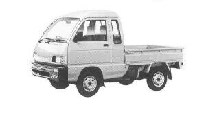Daihatsu Hijet JAMBO 4WD 1992 г.