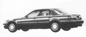 Honda Inspire 25GI 1992 г.