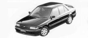 Mazda Familia 4DOOR SEDAN GT 1992 г.