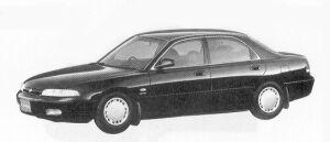 Mazda Cronos 20VG 1992 г.