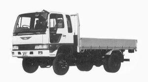 Hino Ranger CRUISING FT 3.5T 1992 г.