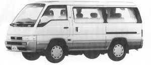 Nissan Homy COACH 4WD LIMOUSINE DIESEL TURBO 2700 1992 г.
