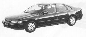 Honda Ascot Innova 2.0I 1992 г.