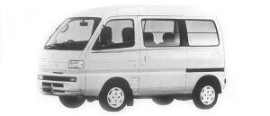 Suzuki Every CY 1992 г.