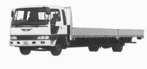 Hino Ranger CRUISING FD WIDE CAB 3.5T 1992 г.