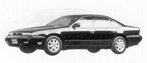 Nissan Cefiro SE-4 1992 г.