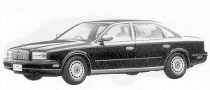 Nissan President  1992 г.