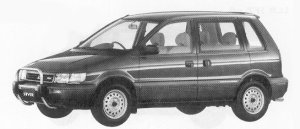 Mitsubishi RVR R 4WD 1992 г.