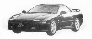 Mitsubishi Gto  1992 г.