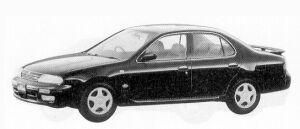 Nissan Bluebird 2000SSS-LTD. 1992 г.