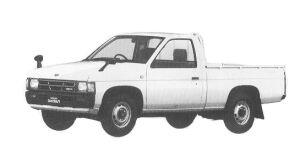 Nissan Datsun 2WD DX GASOLINE 1600 1992 г.
