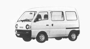 Suzuki Carry VAN PA HIGH ROOF 1992 г.