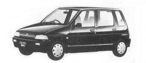 Suzuki Alto P4 1992 г.