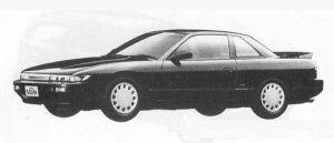 Nissan Silvia Q'S SELECTION 1990 г.